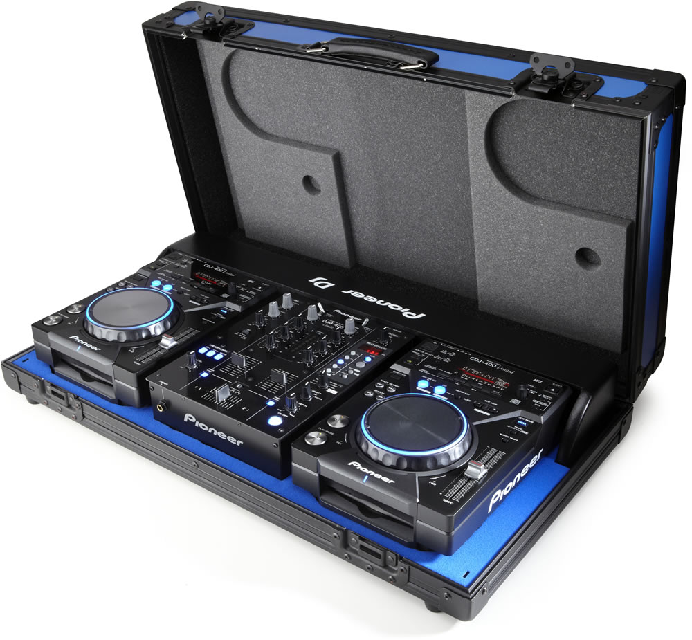 Pioneer CDJ 400 Blue edition Ltd Edition 1.jpg